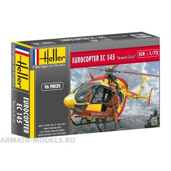 Вертолет ЕС-145 1:72