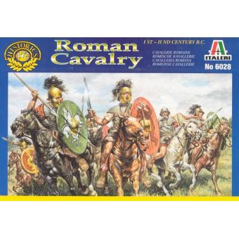 Солдаты ROMAN CAVALRY 1:72