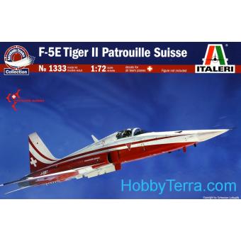 Самолет F-5E PATROUILLE SUISSE 1:72