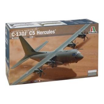 Самолет HERCULES C-130J C5 1:48
