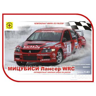 Автомобиль Мицубиси Лансер WRC 1:43