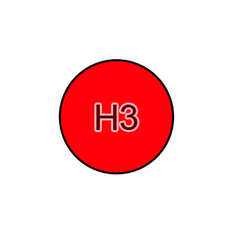 Краска 10мл RED