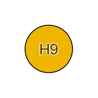 Краска 10мл GOLD