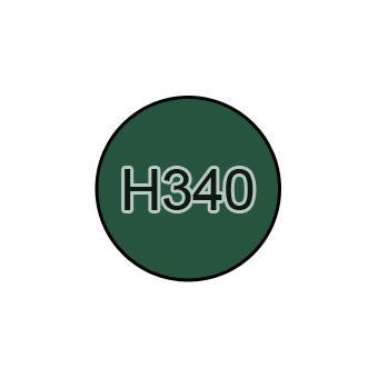 Краска 10мл FIELD GREEN FS34097