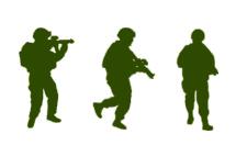 Армии мира, солдатики