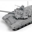 Танк Т-90 1:72