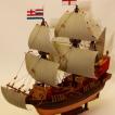 Корабль Золотая лань 1:200
